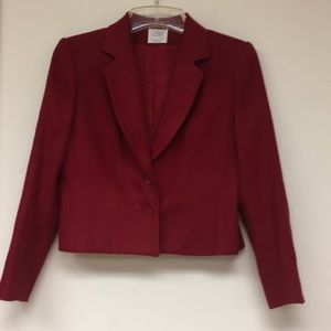 Koret Career 100% Pure Wool Blazer Size 10